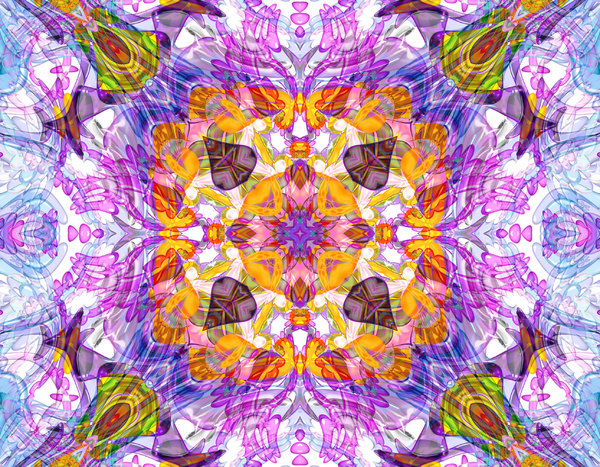 Fantasy Tile 1: This colourful fantasy tile makes a great tiled background or texture. You may prefer this:  http://www.rgbstock.com/photo/nZoyKWa/Seamless+Gem+Tile+1  or this:  http://www.rgbstock.com/photo/nUlgMVU/Stained+Glass+Tile