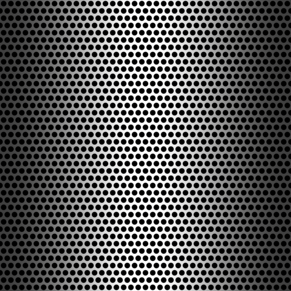 Metallic Grille 3: A closeup of a silver metal grille. Could be a speaker cover, texture, fill, or background. You may prefer this:  http://www.rgbstock.com/photo/nvzzRVk/Metallic+Grille+2  or this:  http://www.rgbstock.com/photo/nvzAmRy/Metallic+Grille+1