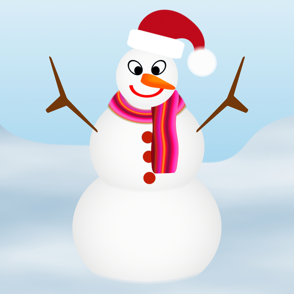Snowman 5: A cute little snowman. You may prefer:  http://www.rgbstock.com/photo/nJNAApQ/Snowman+3  or:  http://www.rgbstock.com/photo/2dyVR4H/Snowman+Graphic  or:  http://www.rgbstock.com/photo/2dyX0X1/Snowman