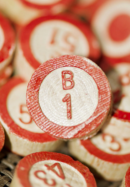 Be One: random lotto numbers
