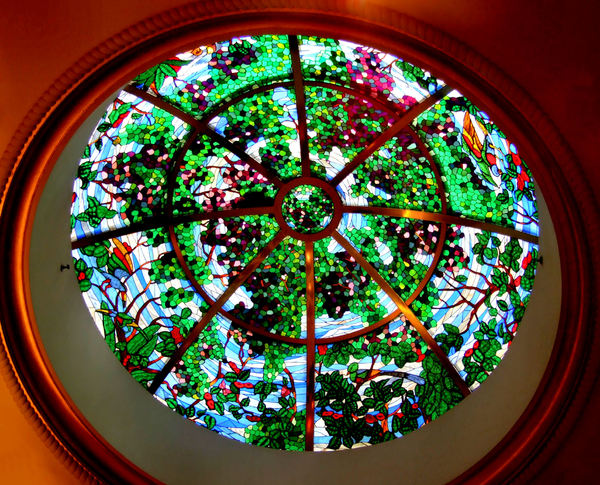 colorful domed skylight2