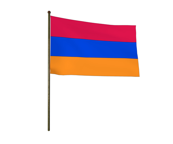 Flags-Armenia