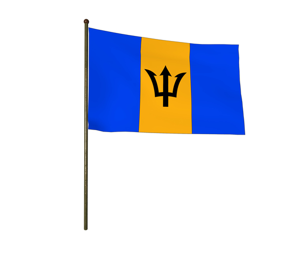 Flags-Barbados