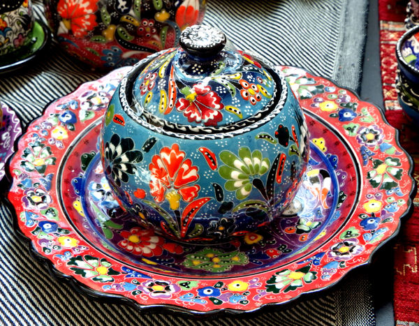 Turkish glazed ceramics1