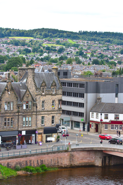 Inverness Townscape