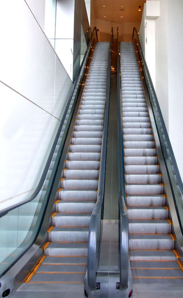 escalator height1: long high dual escalator