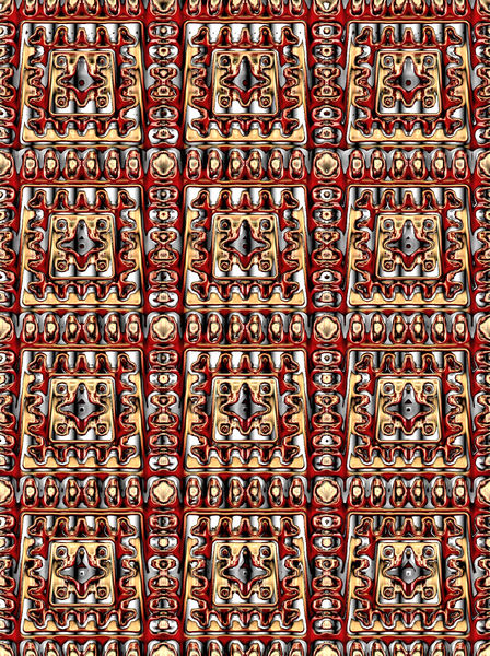 intricate ethnic abstract1