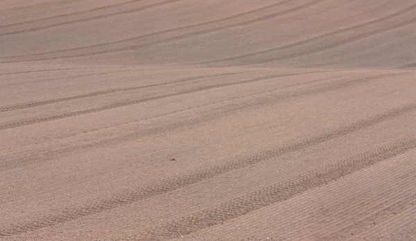 Ploughed field patterns