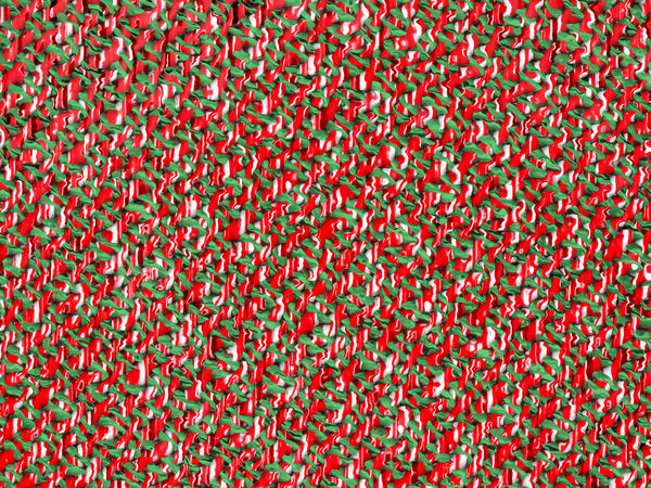 Christmas candy weave1