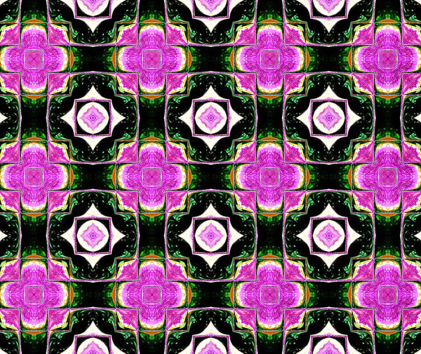pink rose squared1: abstract pink and green squared background, texture, patterns and perspectives