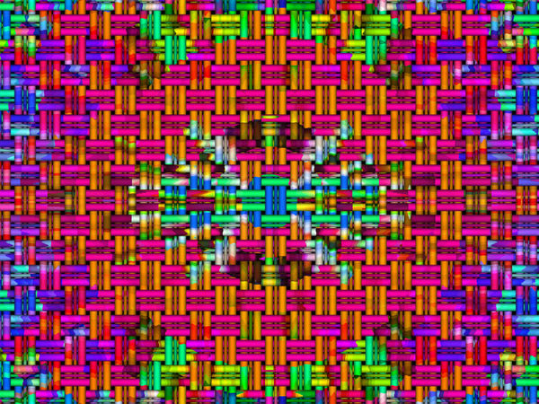 multi-color lattice weave1