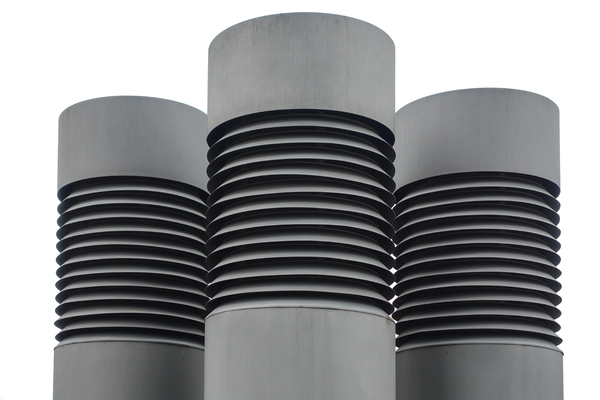 exhaust air duct tubes