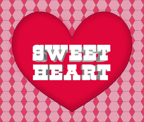Sweet Heart valentine