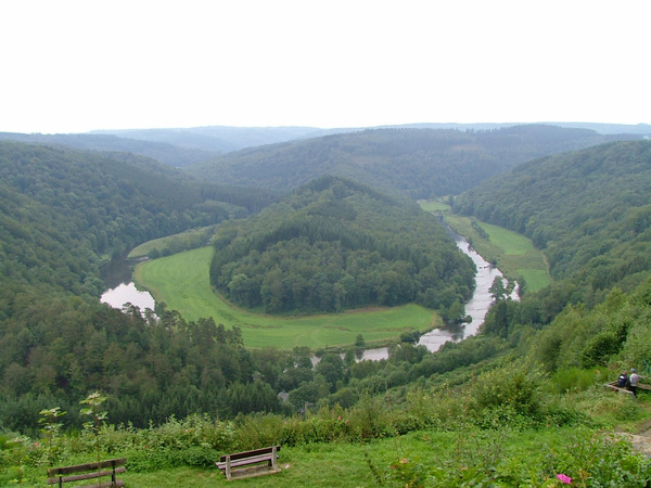 Frahan in the Ardennes, Belgiu