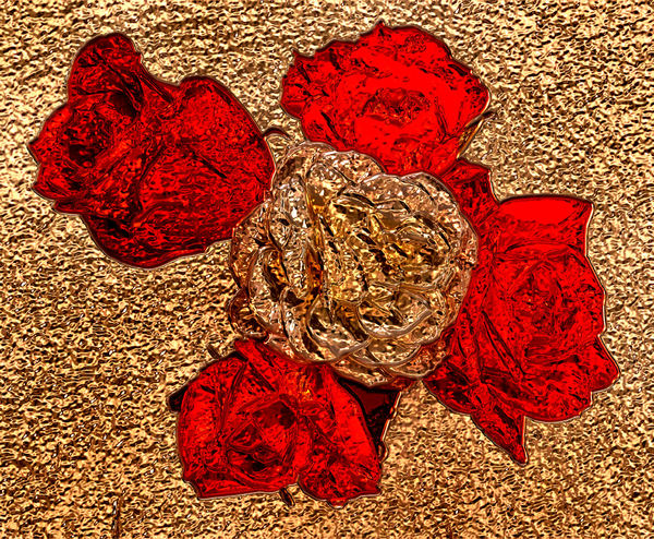 roses copper art1