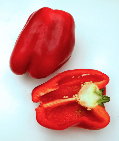 red cut capsicum2