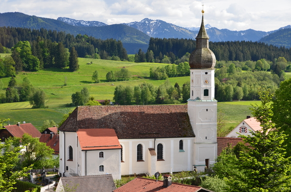 church in bavaria