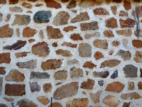 stone wall textures1: rough local rock solid wall