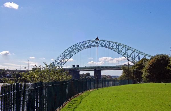Runcorn Bridge 1