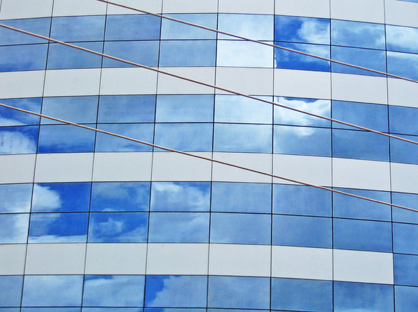 Tiled reflection
