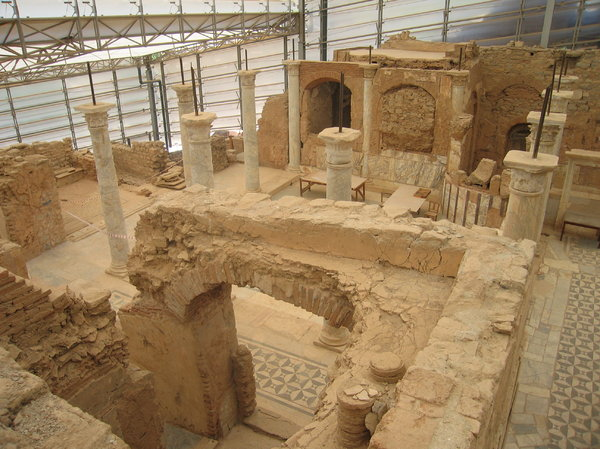 Efes excavations