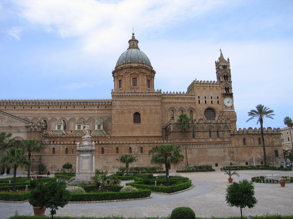 Palermo Bishop palace