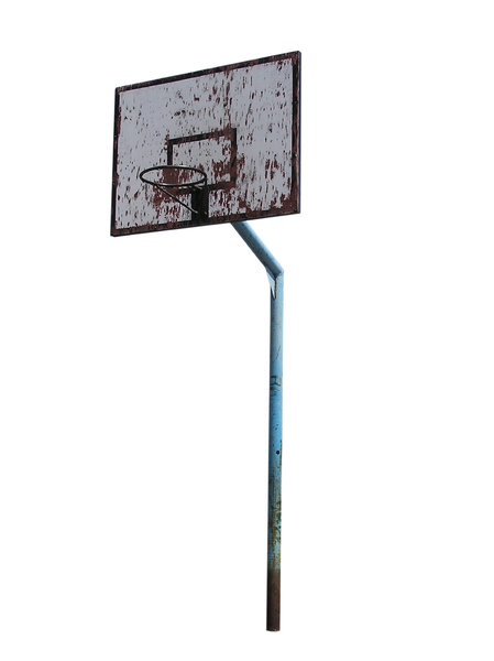 Basketball hoop: An old basketball table.Please mail me or comment this photo if you found it useful. Thanks!I would be happy to receive the information about picture usage. I would be extremely happy to see the final work even if you think it is nothing special! For me i