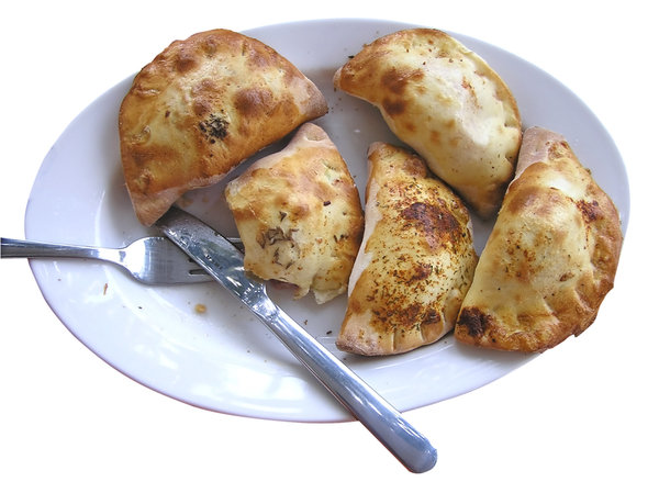 Pierogis: A plate of pierogis.Please comment this shot or mail me if you found it useful. Just to let me know!I would be extremely happy to see the final work even if you think it is nothing special! For me it is (and for my portfolio).