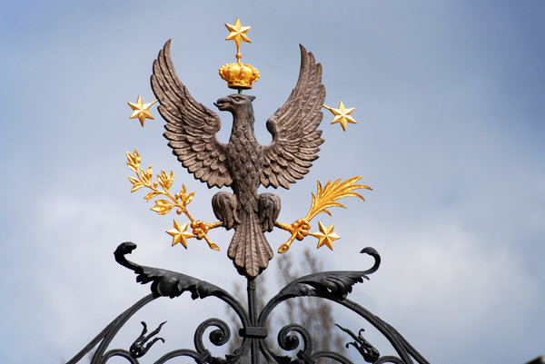 Eagle from Warsaw University g