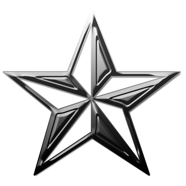 Star 2: Star shape