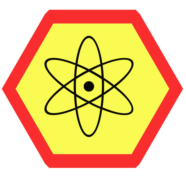 Radiation sign 2
