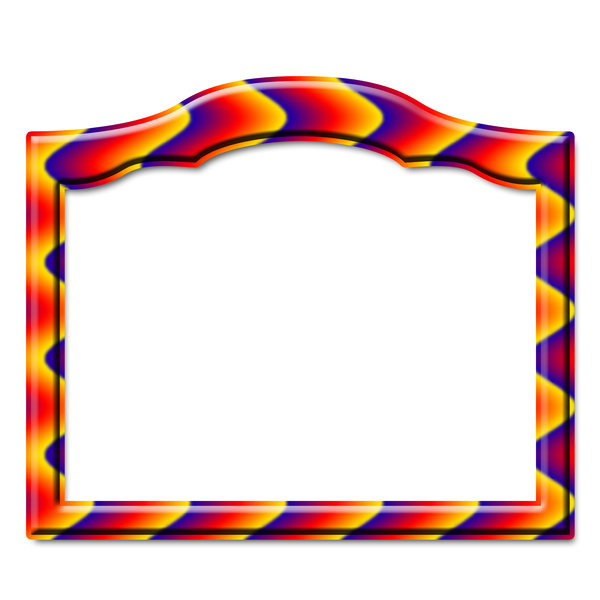 Photo frame - square 4