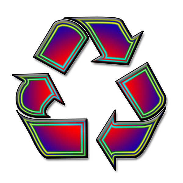 Recycling pictogram 2