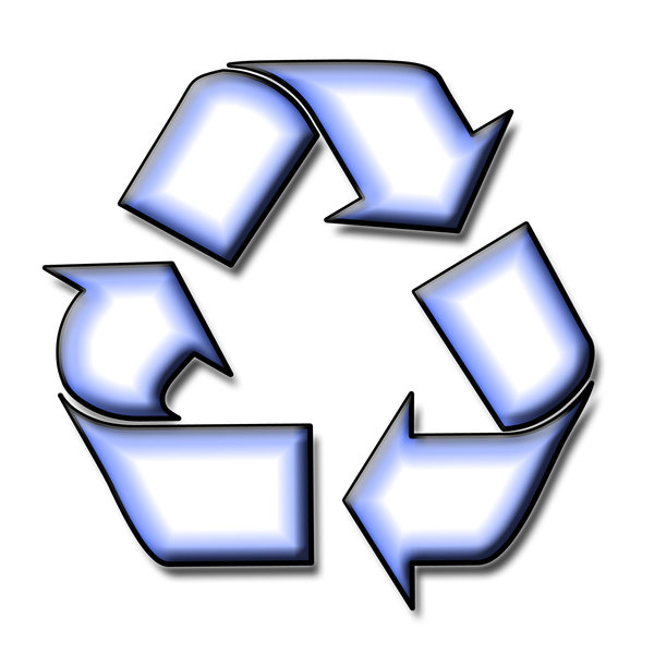 Recycling pictogram 4