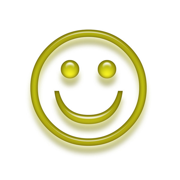 Smile emoticon  8: Happy pictogram