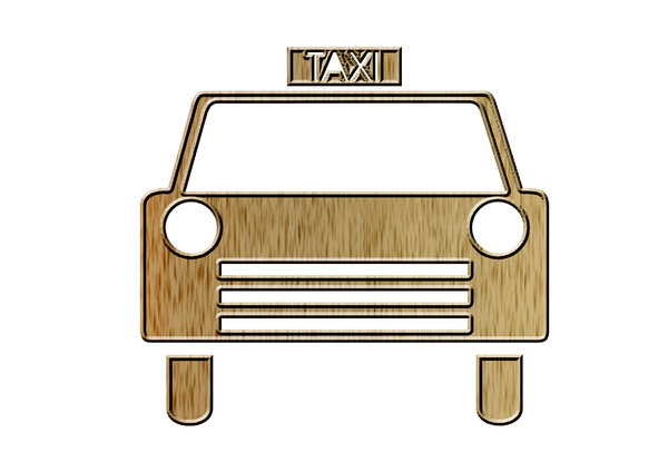 Taxi pictogram 1