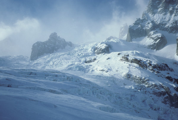 The Vallée Blanche