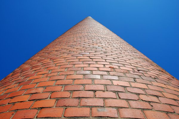 Infinite Chimney 2: Brickwork chimney, Lund, Sweden.Hope you appreciate the strength in the simplicitity of the concept.  Test to view it as paved path with sides dipping into the abyss! Also check out http://www.sxc.hu/photo/7 .. and http://www.sxc.hu/photo/7 .. !I climbed