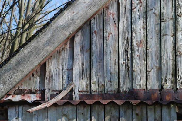 decayed gable