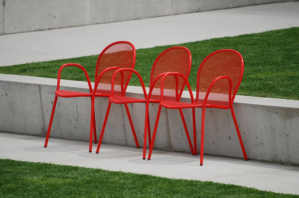 Chairs in Park 2