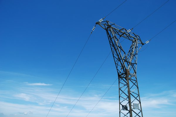 High Voltage: Overhead lines.