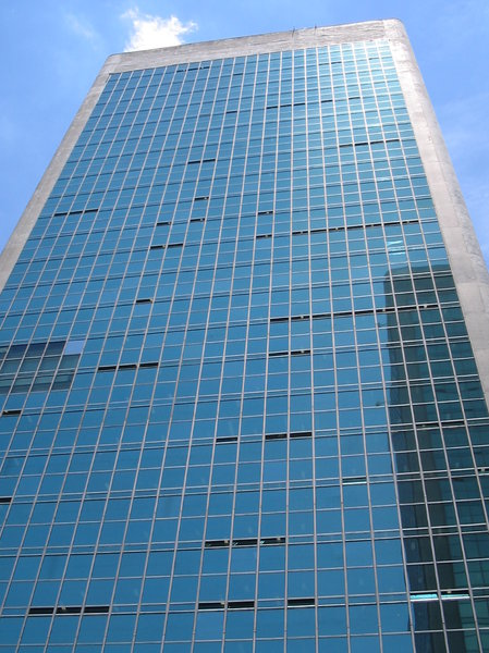 Glass building 2
