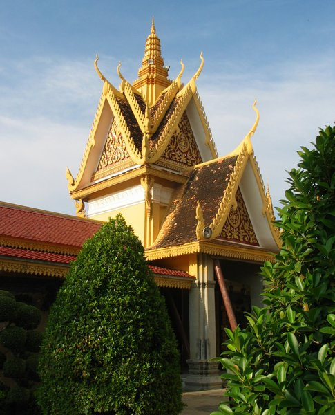 Cambodian Shrine