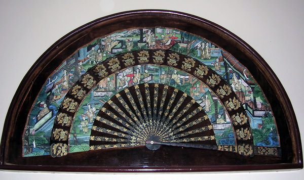 Antique Chinese Fan 1