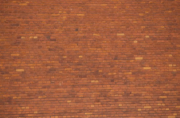 Texture - Red bricks: A wall