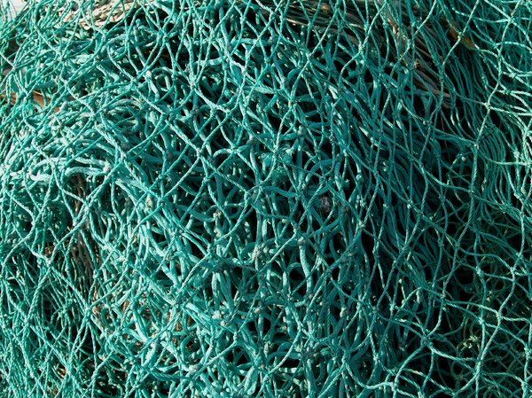 Texture Fishing net