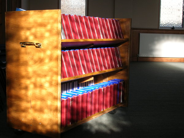Bibles and Hymnbooks 4
