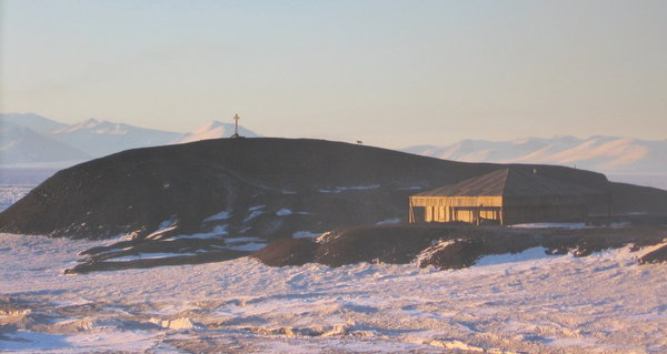 Point at McMurdo
