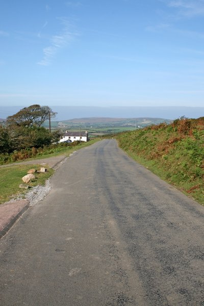 Welsh road