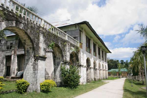 history: from a batch of photos taken during a weekend holiday in bohol.  lots of historic sites that are sadly ill-maintained...